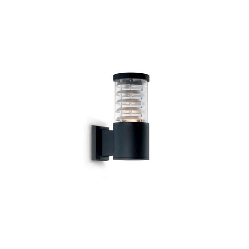 Ideal Lux Kültéri fali lámpa TRONCO AP1 NERO 004716