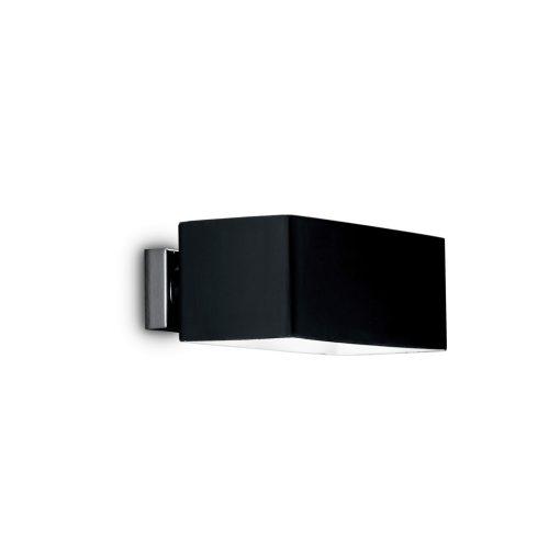 Ideal Lux Fali lámpa BOX AP2 NERO 009513