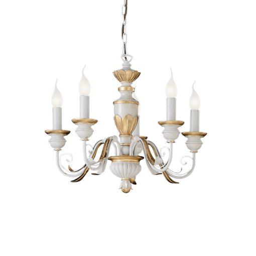 Ideal Lux Csillár FIRENZE SP5 012865