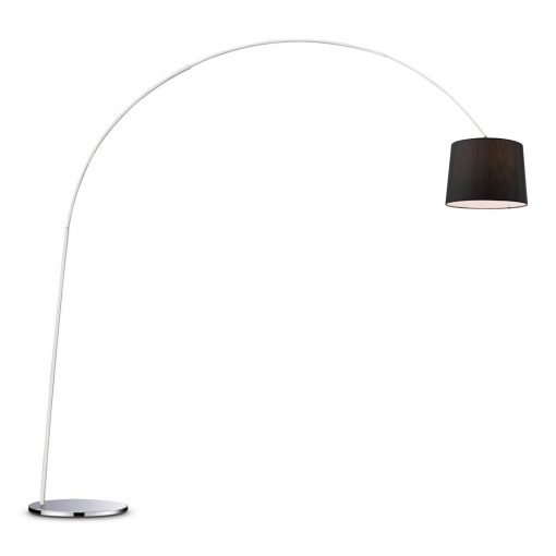 Ideal Lux Álló lámpa DORSALE PT1 NERO 014371