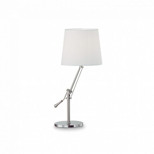 Ideal Lux Asztali lámpa REGOL TL1 BIANCO 014616