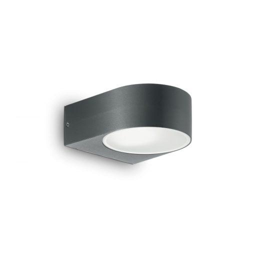 Ideal Lux Kültéri fali lámpa IKO AP1 ANTRACITE 018515