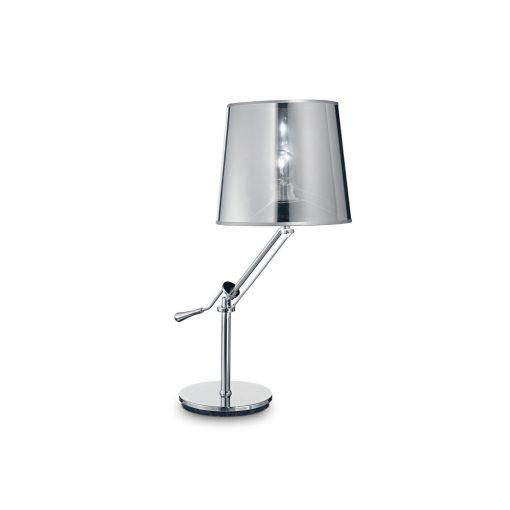 Ideal Lux Asztali lámpa REGOL TL1 CROMO 019772