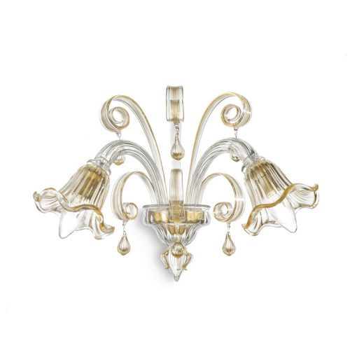 Ideal Lux Fali lámpa CA' D'ORO AP2 020983