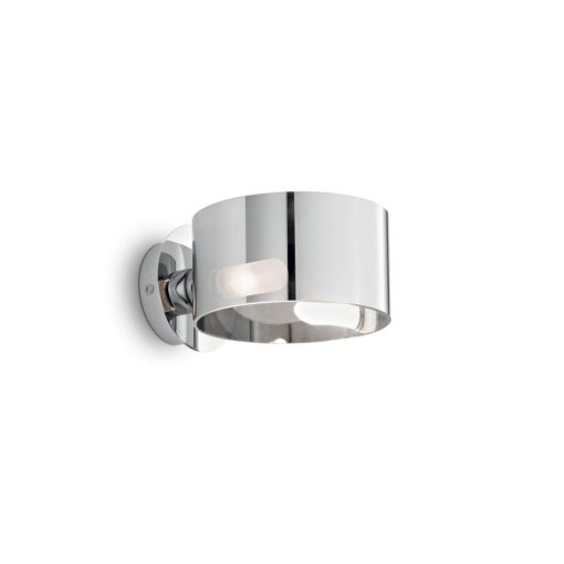 Ideal Lux Fali lámpa  ANELLO AP1 CROMO 028323
