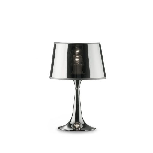 Ideal Lux Asztali lámpa LONDON TL1 SMALL CROMO 032368