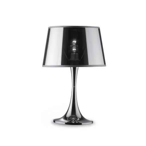 Ideal Lux Asztali lámpa LONDON TL1 BIG CROMO 032375