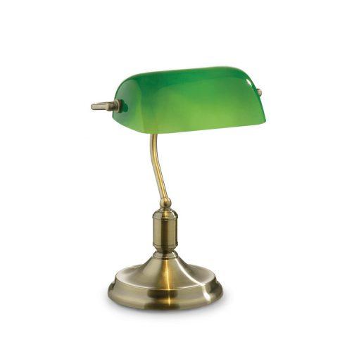 Ideal Lux Asztali lámpa LAWYER TL1 BRUNITO 045030