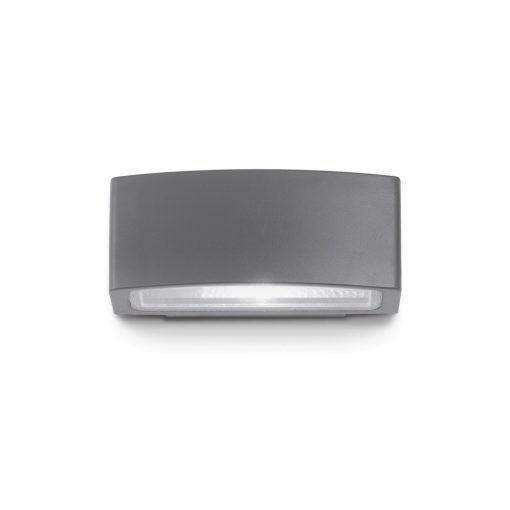 Ideal Lux Kültéri fali lámpa  ANDROMEDA AP1 ANTRACITE 061580