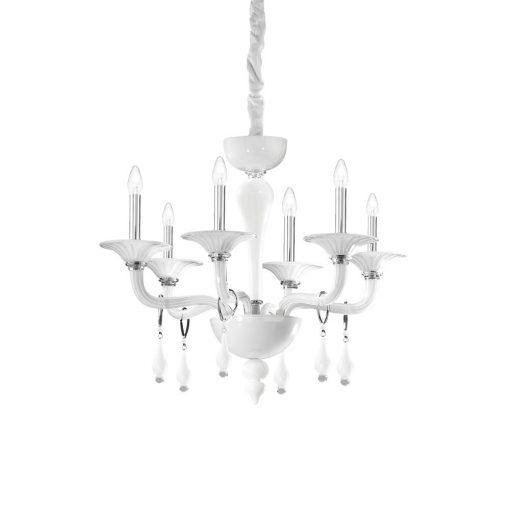 Ideal Lux Csillár MIRAMARE SP6 068183