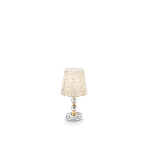 Ideal Lux Asztali lámpa QUEEN TL1 SMALL 077734