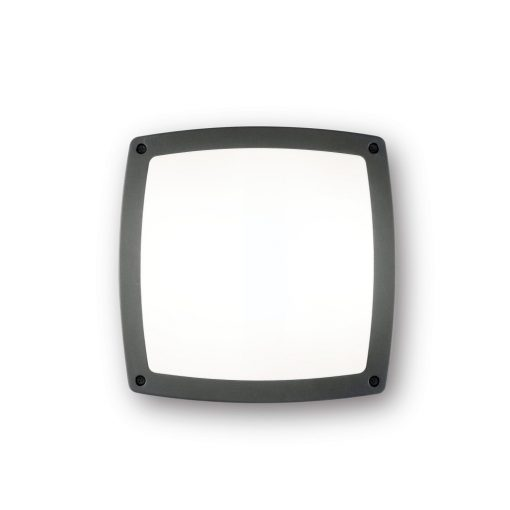 Ideal Lux Kültéri mennyezeti lámpa COMETA PL3 ANTRACITE 082240