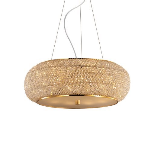 Ideal Lux Csillár PASHA' SP10 ORO 082257