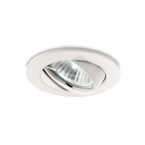 Ideal Lux Beépíthető spot lámpa SWING BIANCO 083179
