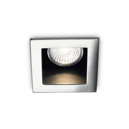 Ideal Lux Beépíthető spot lámpa FUNKY CROMO 083193