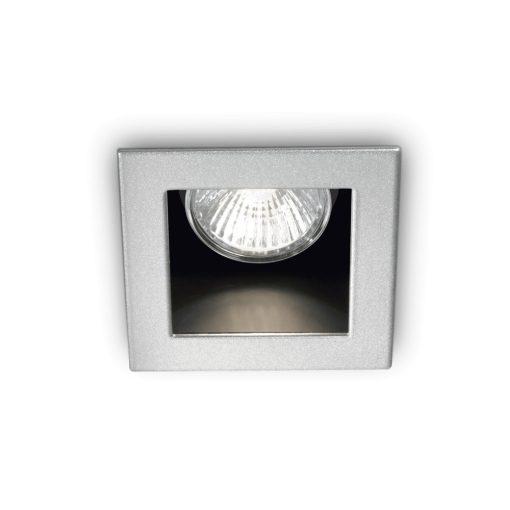 Ideal Lux Beépíthető spot lámpa FUNKY ALLUMINIO 083223