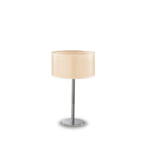 Ideal Lux Asztali lámpa WOODY TL1 WOOD 087672