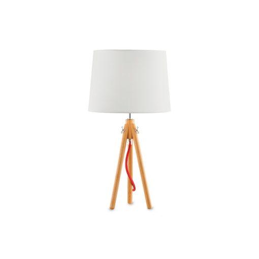 Ideal Lux Asztali lámpa YORK TL1 WOOD 089782