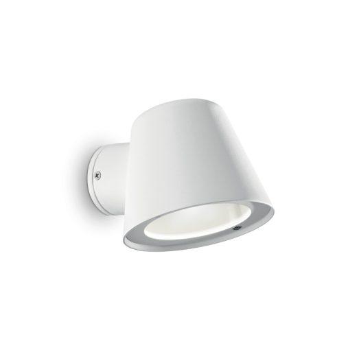 Ideal Lux Kültéri fali lámpa GAS AP1 BIANCO 091518