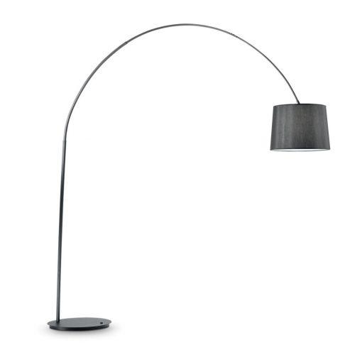 Ideal Lux Álló lámpa DORSALE PT1 TOTAL BLACK 091983