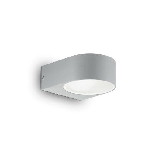 Ideal Lux Kültéri fali lámpa IKO AP1 GRIGIO 092218
