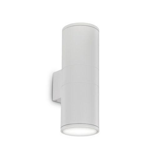 Ideal Lux Kültéri fali lámpa GUN AP2 BIG BIANCO 092300