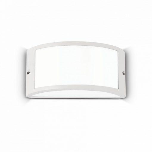 Ideal Lux Kültéri fali lámpa REX-1 AP1 BIANCO 092393