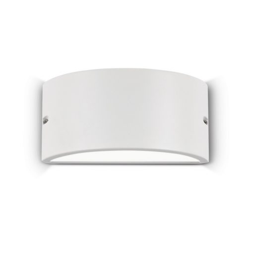 Ideal Lux Kültéri fali lámpa REX-2 AP1 BIANCO 092416