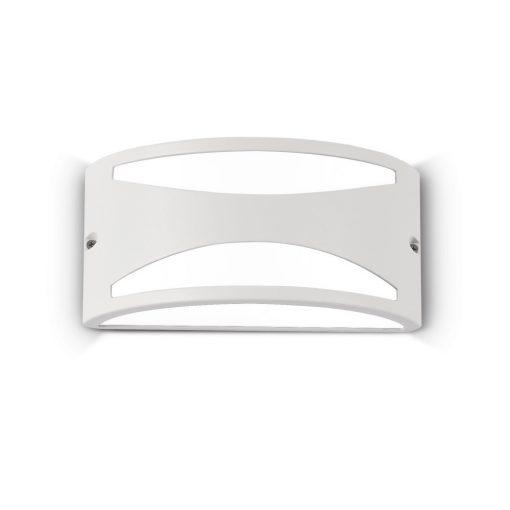 Ideal Lux Kültéri fali lámpa REX-3 AP1 BIANCO 092430
