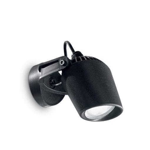 Ideal Lux Kültéri fali lámpa MINITOMMY AP NERO 4000K 096476