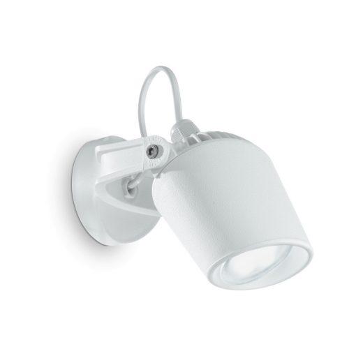 Ideal Lux Kültéri fali lámpa MINITOMMY AP BIANCO 4000K 096483