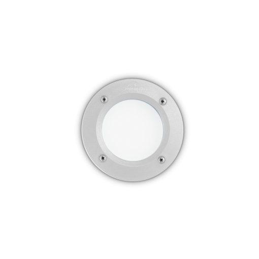 Ideal Lux Kültéri falba süllyesztett lámpa LETI PT1 ROUND BIANCO 096544