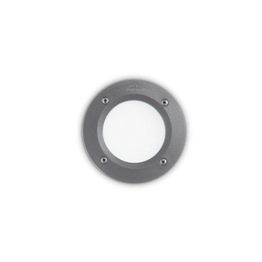 Ideal Lux Kültéri falba süllyesztett lámpa LETI PT1 ROUND GRIGIO 096568