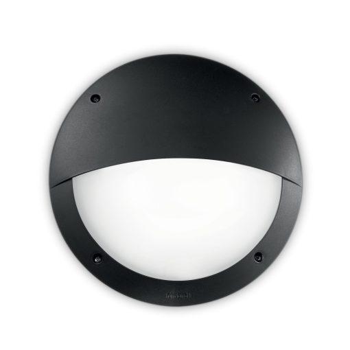Ideal Lux Kültéri fali lámpa LUCIA-2 AP1 NERO 096698