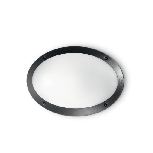 Ideal Lux Kültéri fali lámpa MADDI-1 AP1 NERO 096704