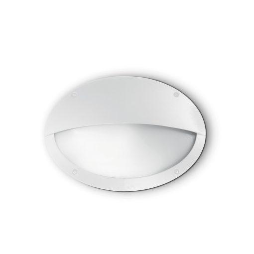 Ideal Lux Kültéri fali lámpa MADDI-2 AP1 BIANCO 096735