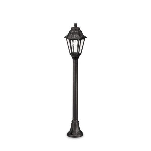 Ideal Lux Kültéri álló lámpa  ANNA PT1 NERO 101514