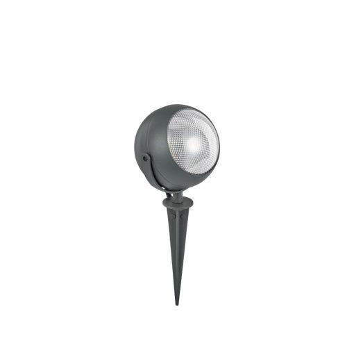 Ideal Lux Kültéri leszúrható lámpa ZENITH PT1 SMALL ANTRACITE 108407