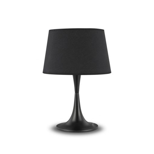 Ideal Lux Asztali lámpa LONDON TL1 BIG NERO 110455