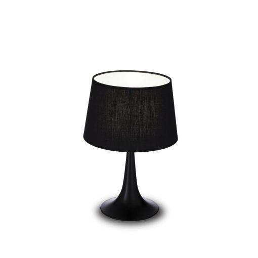 Ideal Lux Asztali lámpa LONDON TL1 SMALL NERO 110554