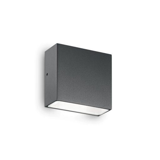 Ideal Lux Kültéri fali lámpa TETRIS-1 AP1 ANTRACITE 113753