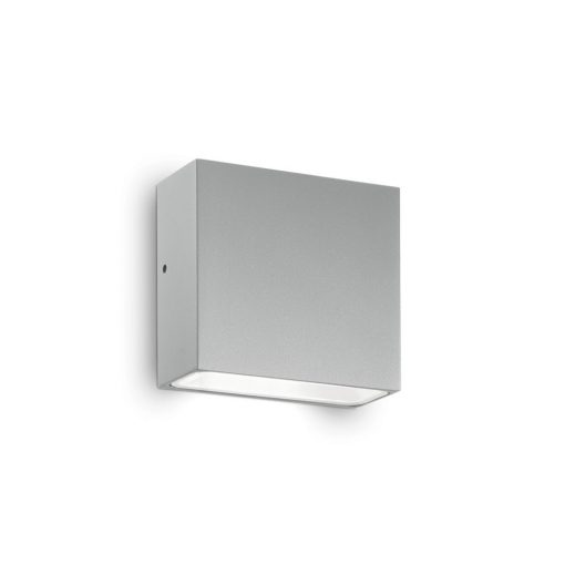 Ideal Lux Kültéri fali lámpa TETRIS-1 AP1 GRIGIO 113760