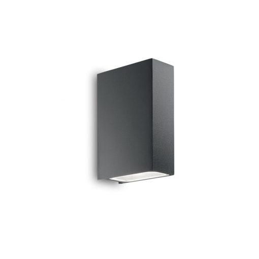 Ideal Lux Kültéri fali lámpa TETRIS-2 AP2 ANTRACITE 113791