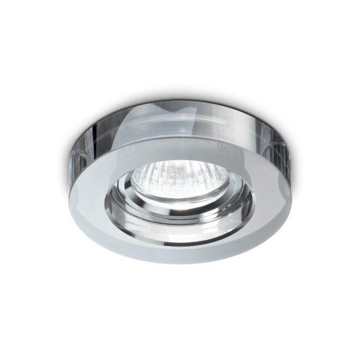 Ideal Lux Beépíthető spot lámpa BLUES ROUND FUME' 113982