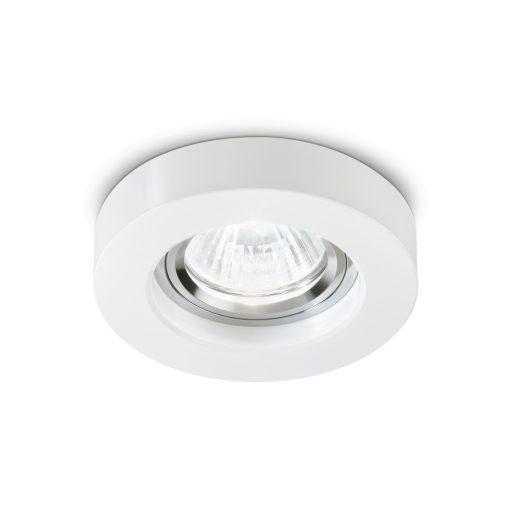 Ideal Lux Beépíthető spot lámpa BLUES ROUND BIANCO 113999