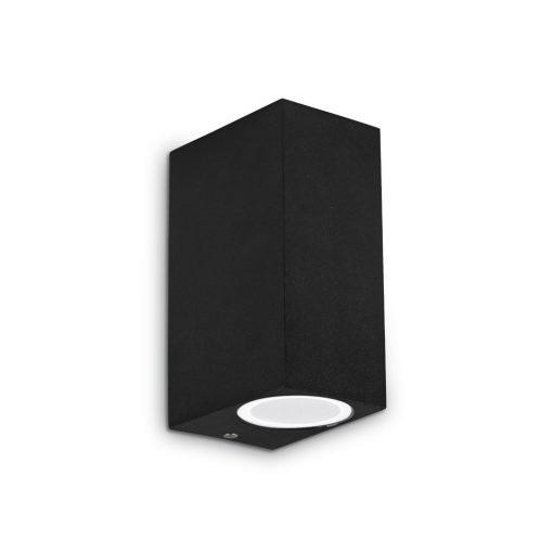 Ideal Lux Kültéri fali lámpa UP AP2 NERO 115344