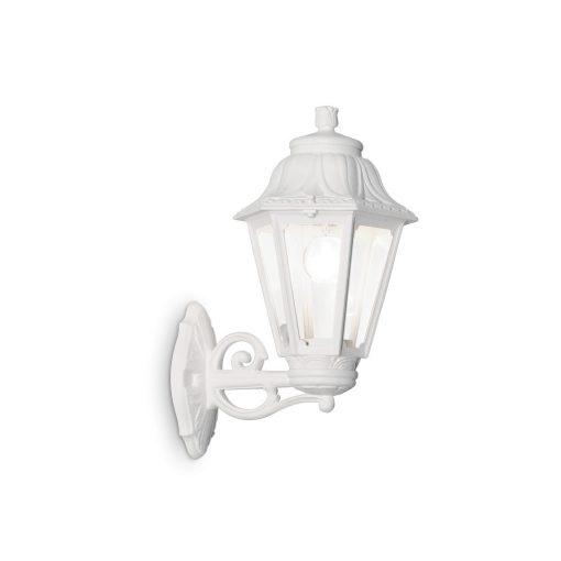 Ideal Lux Kültéri fali lámpa  ANNA AP1 BIG BIANCO 120423