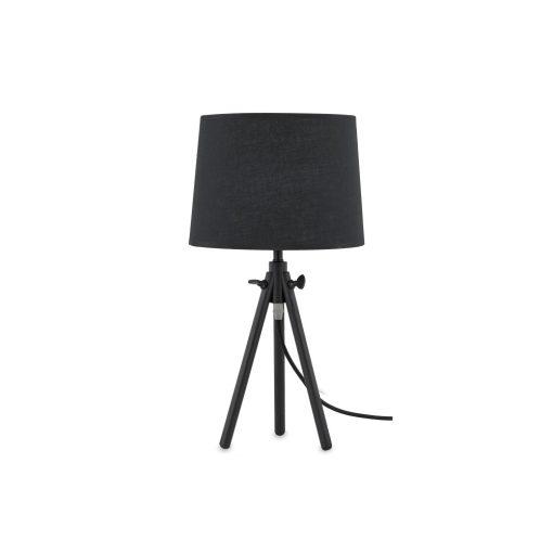 Ideal Lux Asztali lámpa YORK TL1 NERO 121413