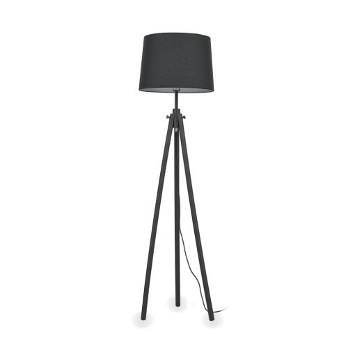 Ideal Lux Álló lámpa YORK PT1 NERO 121437