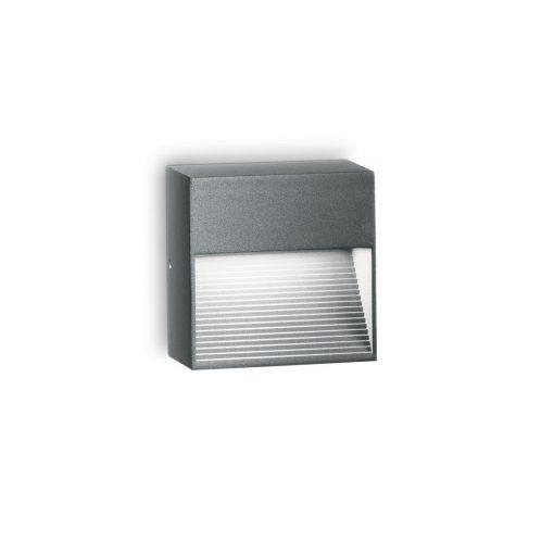 Ideal Lux Kültéri fali lámpa DOWN AP1 ANTRACITE 122045